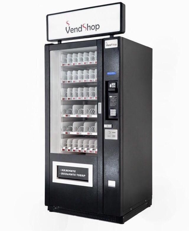Автомат для продажи роллов