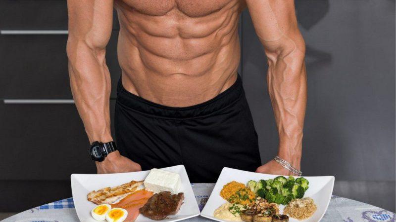 Спортсмен и питание
