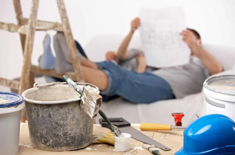 Материалы и инструменты для ремонта